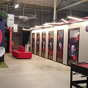 Santander inaugura centro de Inteligência Artificial no Onovolab, em São Carlos