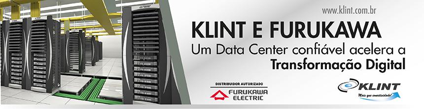 Klint e Furukawa: Datacenter confiável acelera transformação digital