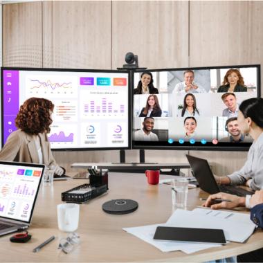 O futuro da colaboração é interativo