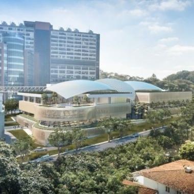 Novo Centro de Educação e Pesquisa Albert Einstein, em São Paulo