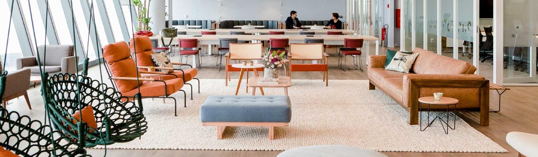 Studio At AQWA aumenta ocupação de escritórios flexíveis